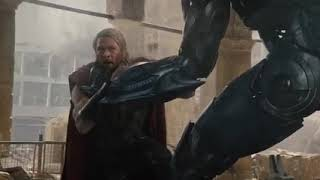 Avengers age of ultran climax fight scene(Tamil)