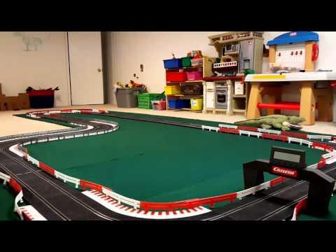 Ninco 1/32 Home Track - Basic Layout