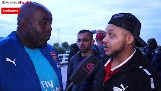Stoke 1 Arsenal 0 | Same Old Arsenal!!! (Troopz Rant)