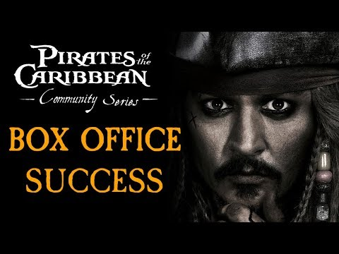 Pirates 5's Box Office Success + When Pirates 6 Will Come Out