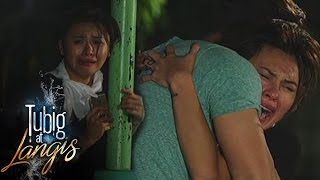 Tubig at Langis: Lucy reunites with her family