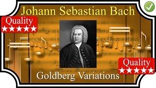 BACH - (FULL) Goldberg Variations BWV 988 - Piano - High Quality Classical Music HD
