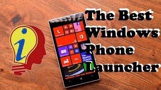 The best launcher windows phone