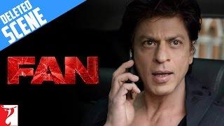 FAN | Deleted Scene 7 | Gaurav vs Aryan Khanna | Shah Rukh Khan