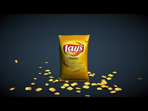 Xxx Mp4 How To Model And Animate Potato Chip Bag In Cinema 4D Part 1 3gp Sex