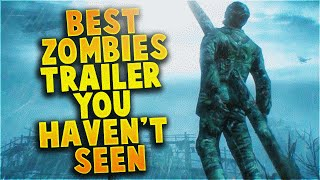 The Best Zombies Trailer You Probably Haven't Seen! Call of Duty Zombies Origins Theatrical Trailer