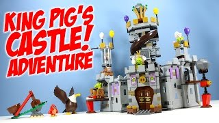 LEGO The Angry Birds Movie King Pig