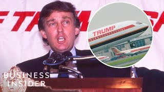 What Happened To Donald Trump's $365 Million Airline?