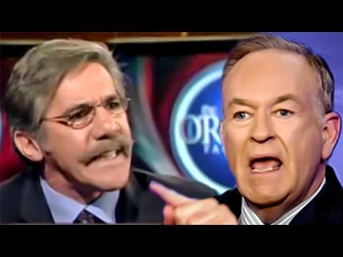 O Reilly vs. Rivera SHOUTING Match Fox News IMPLODES Over Donald Trump
