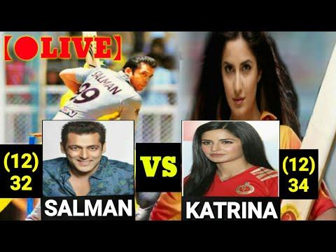 Xxx Mp4 LIVE Salman VS Katrina Cricket Live Match Bharat Movie Latest Video 2019 3gp Sex