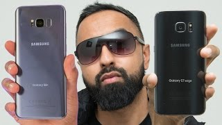 Samsung Galaxy S8 Plus vs S7 Edge - Should you upgrade?