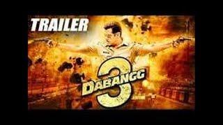DABANGG 3 Official trailer  Salman Khan   FULL HD1080p Releasing THIS Eid FANMADE