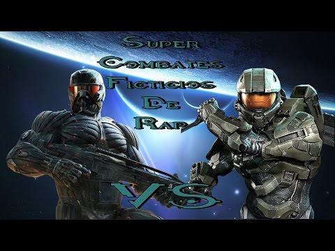 Super Combates Ficticios de Rap II Prophet VS Jefe Maestro II BY JL