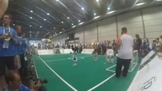 RoboCup 2016 - Nao-Team HTWK Leipzig vs. NTU RoboPAL - Timelapse