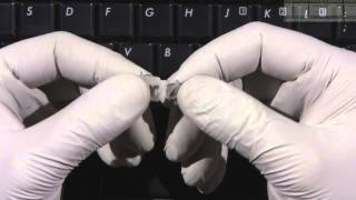 How to Replace Keycap Cap HP TX2 Keyboard Key Replacement
