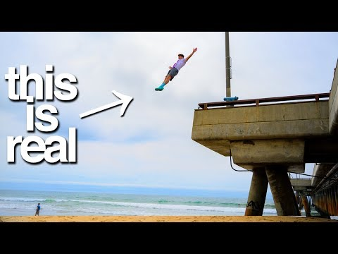 Insane Gymnasts Will Leap Off Anything don t try these dares