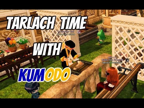 Tarlach Time with Kumodo!