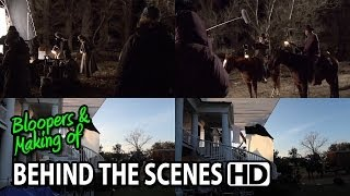 Django Unchained (2012) Making of & Behind the Scenes (Part1/3)