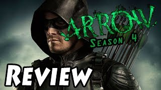 Why Arrow season 4 sucks - Review (Spoilers)