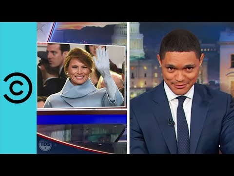 SEE YOU IN COURT Melania s Millions The Daily Show Comedy Central UK
