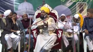 Qateed E Hindustan Hazrath allama moulana Ahmed Naqshbandi qibla bayan in pargi rr dist part 2of2