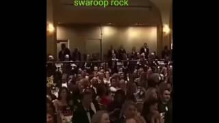 Obama dance ON MILI CHADIGALA MATE