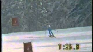 1984 Winter Olympics - Men's Downhill Part 2