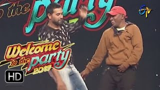 Welcome To The Party | Intro | Jony Masster | ganesh Master |  31st December 2016 | ETV Telugu