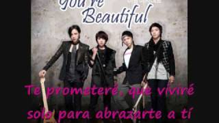 you´re beautiful, ost promise (sub español).wmv