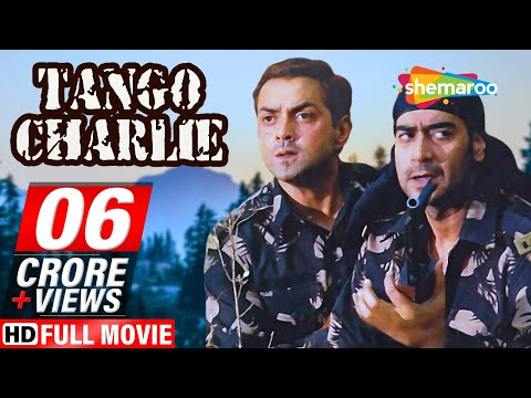 Xxx Mp4 Tango Charlie HD Hindi Full Movie Ajay Devgn Bobby Deol Sanjay Dutt With Eng Subtitles 3gp Sex