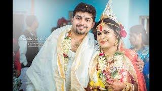 Bengali wedding Highlights   Suhita & Deep  Blue Sky Studio   Durgapur   West Bengal   India