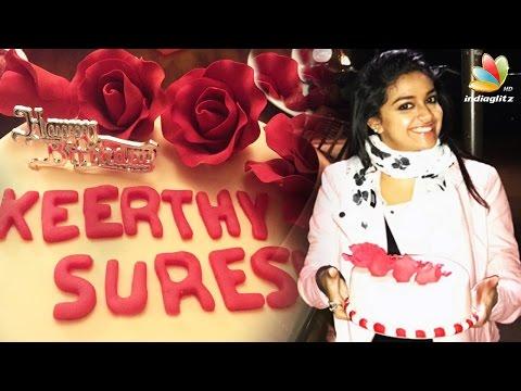 Keerthi Suresh's birthday in Australia with Sivakarthikeyan & mom | Hot Tamil Cinema News