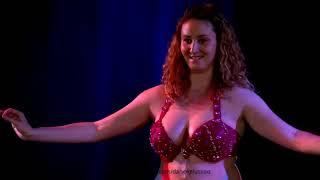مش صافيناز  رقص شرقي مصري  Hot Belly Dance 2