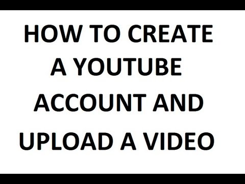 Xxx Mp4 How To Create A YouTube Account And Upload A Video 3gp Sex