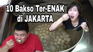 10 Bakso ter-ENAK DI JAKARTA #1