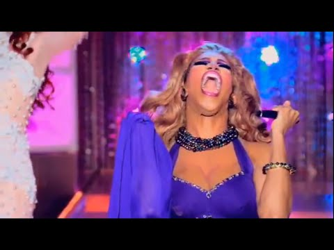 Every Lipsync Assassin Ever (RuGirls) | Drag Race