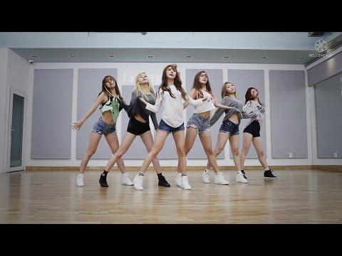 Xxx Mp4 HELLOVENUS 헬로비너스 위글위글 WiggleWiggle 안무 연습 영상 Choreography Practice Video 3gp Sex