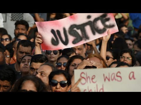 Xxx Mp4 India Eight Go On Trial As Rape And Murder Of Kashmir Girl Trigger Protests 3gp Sex