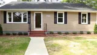Renovated and Ready 4 Bedroom Rancher in Henrico VA