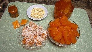 مربى النارج وتحضير الشراب والاستفادة من  اجزائه  بالطريقة الشامية Orange Jam