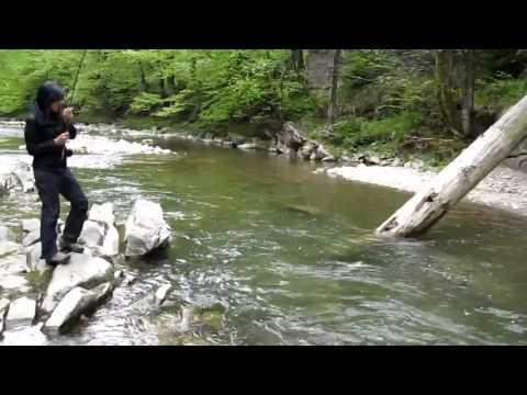 рыбалка на теребли