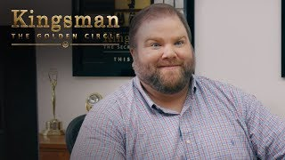 Kingsman: The Golden Circle | Marketing Team Creates The Greatest Promo Ever | 20th Century FOX