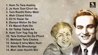 Best Romantic Songs | Lata Mangeshkar & Mukesh | Vol.1