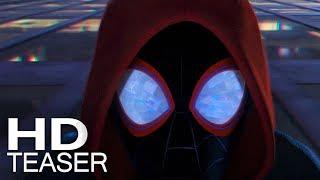 HOMEM-ARANHA NO ARANHAVERSO | Teaser Trailer (2018) Legendado HD