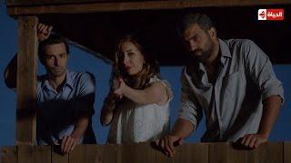 """مسلسل حارة اليهود - الخيانة الإسرائيلية تحول فى أقل من الثانية مشهد ملئ بالفرح إلى """" مأتم """""""