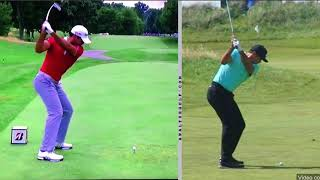 Jason Day - Slow Motion Driver and Wedge Analysis