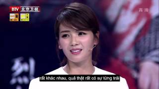 [Vietsub] [LGB] Lưu Đào kể chuyện Hồ Ca