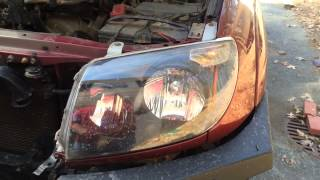 2005 4Runner Relocated Turn Signals