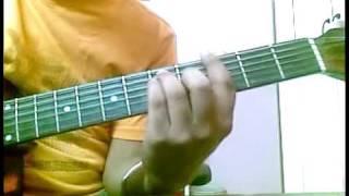 learn AANKHON MEIN TERA HI CHEHRA on guitar