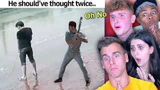 HILARIOUS Moments of INSTANT REGRET ft. Azzyland, Infinite Lists, Dangmattsmith